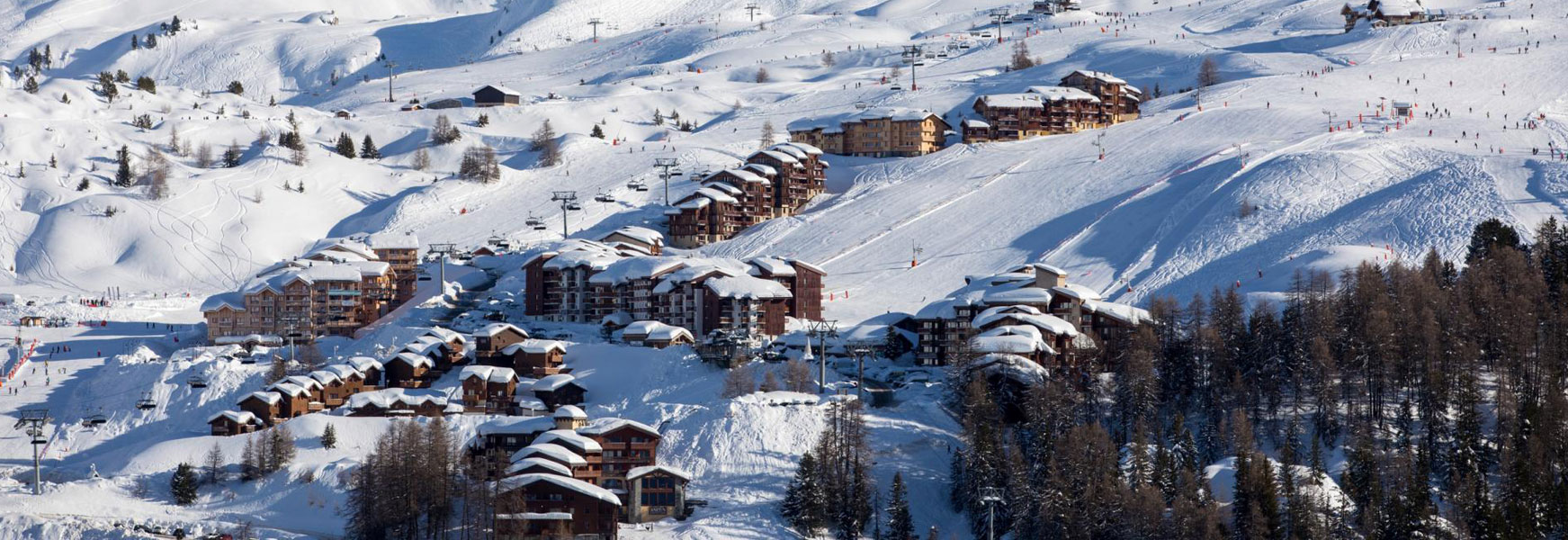 Location Ski Intersport La Plagne Soleil